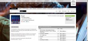 Rushの名盤2112が24bit/96kHzでLinn Recordから配信している件