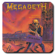 Megadeth/Peace Sells But Who's Buyingのハイレゾ版がリリース