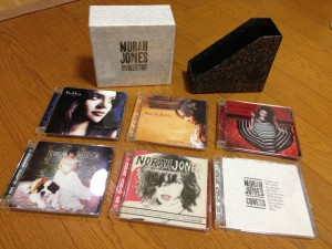 Norah JonesのSACD Collectionが届いた