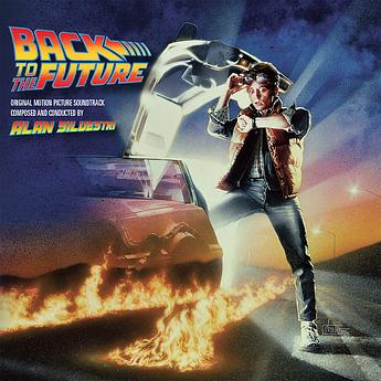 Back to the futureのハイレゾサントラ