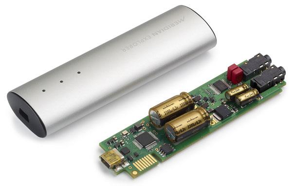 Dragonflyに続き小型のMeridian Explorer USB DACがでるらしい