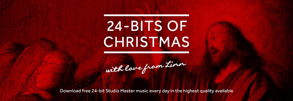 無料でダウンロード出来るハイレゾ その6 LINN Records(クリスマス限定)