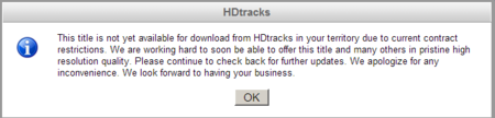 HDTracks 購入ガイド