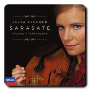 男前なJulia Fischer/Sarasateをハイレゾで聞こう