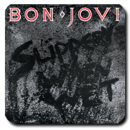 HDTracksから大物作品ハイレゾ化!!Slippery When Wet / Bon Jovi