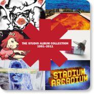 レッチリのThe Studio Album Collection 1991 – 2011が配信開始