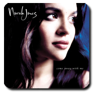 "Norah Jones ""Come away with me"" HDTracksより発売!!"