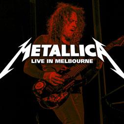 Metallicaのハイレゾ音源が3公演分追加で配信中
